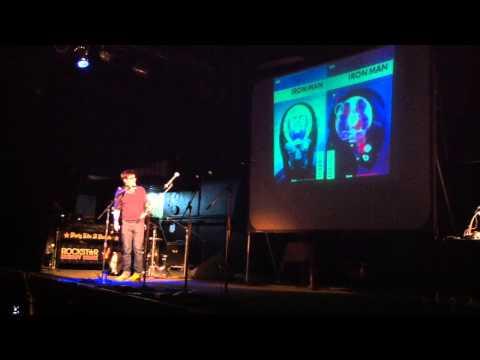 Matt Fraction's 'Batman Dreams Of Hieronymus Machines'