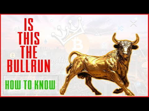 IS This The Cryptocurrency/Bitcoin BullRun | Indicators For The Bitcoin/Cryptocurrency Rally