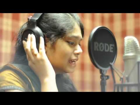 Ramya Behara singing Sasi KalaTelugu Short Film Promotion Song