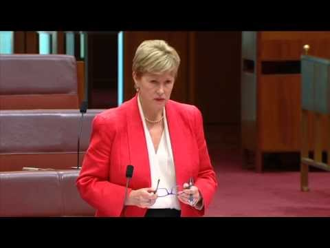 "Christine Milne on Cambodian refugee deal: ""How have we got to this appalling state?"""