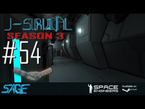 Space Engineers, The Oxygen farm, and Ship work (Joint Survival S3, Ep #54)