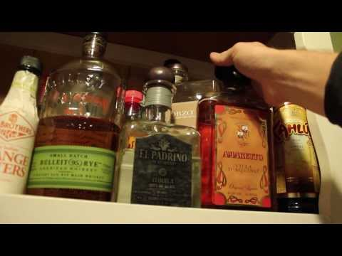 [archive] Binaural ASMR Liquor Collection Show and Tell