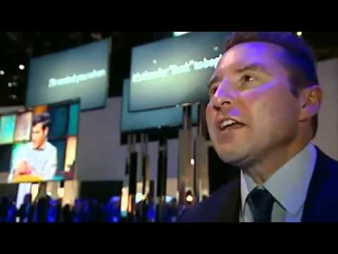 CES 2013 Curved, 4K and interactive TVs launch in Las Vegas YouTube   YouTube