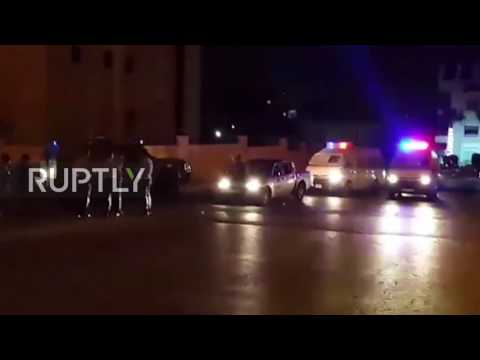 Jordan: Security Intensifies Around Israeli Embassy In Amman Following Deadly Shooting