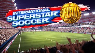 INTERNATIONAL SUPERSTAR SOCCER DELUXE - REVANCHE NO INTERNATIONAL
