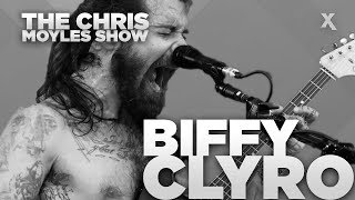 Biffy Clyro talk Simon's haircut, Arctic Monkey's album and film project 'Balance, not Symmetry'