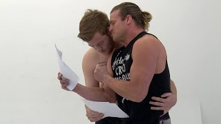 بالفيديو- دولف زيجلر يتعرض لمقلب محرج أثناء اختبار تمثيل