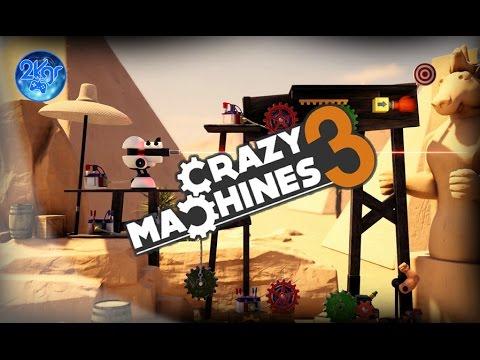 Crazy Machines 3 problem solver |