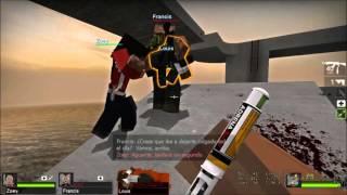 Minecraft Tank Challenge (Iron Golem)| Left 4 Dead 2 Mod | Zombies