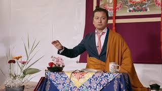 Buddhism. Vipasanna Meditation. Do Tulku Rinpoche. 2nd Session