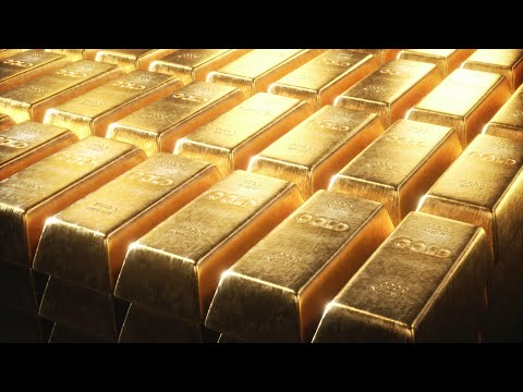 Gold is trading at highest level in 7 years