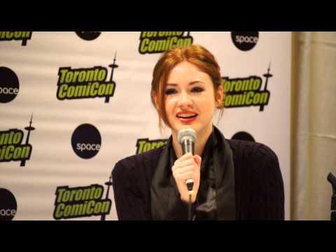 Karen Gillan - Toronto ComicCon 2015