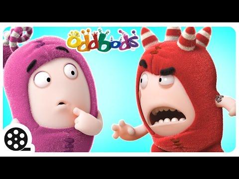 Cartoon | NonStop Craziness With Oddbods | Funny Cartoons For Children