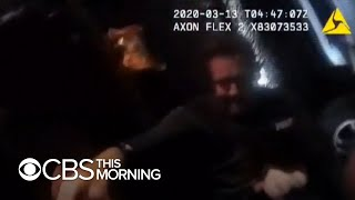 Newly Released Body Camera Video Shows Moments After Breonna Taylor Shooting