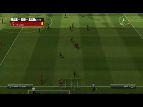 Fifa 14-Spor Toto Süper Lig-Büyük Derbi-Bölüm 4