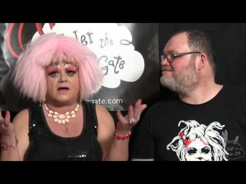 Mutha Chucka talks Sex, Drags & Rock 'n' Roll on Under the Golden Gate LIVE! San Francisco Drag