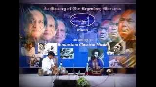 Santoor-Sandip Chatterjee ,Tabla-Pt.Subhankar Banerjee, Raga - Kirwani