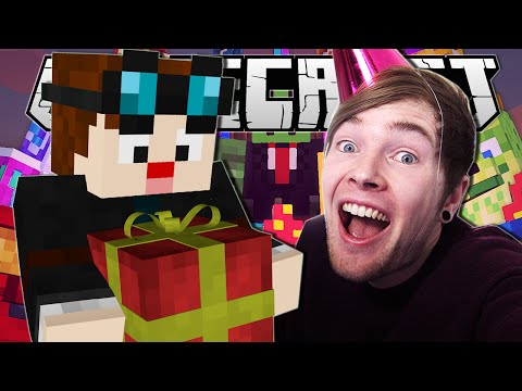 Minecraft | IT'S MY BIRTHDAY!!