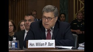 Attorney General William Barr under fire, tensions escalate between Congress and the White House