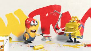 Minion's song and funny moment's