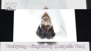 Taehyung - Singularity (Acapella Ver.)