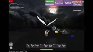ROBLOX Black Magic: Vanta Bossfight