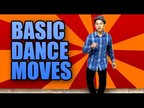 How to dance in a party | Beginner dance moves