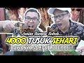 SEHARI JUAL 4000 TUSUK SATE AYAM!!! SATE PALING ENAK - JUALAN SAMPAI SUBUH