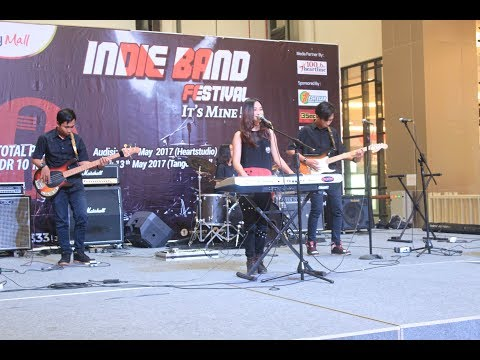 Voice Note - Jatuh Cinta @TangCity Mall (Band Indie Festival)
