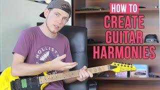 Baixar How To Create Guitar Harmonies