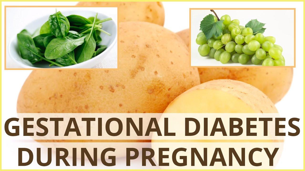 GESTATIONAL DIABETES - Diet Plan By Dietitian Jyoti Chabria - YouTube