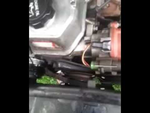 89 toyota pickup alternator belt replacement