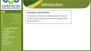 Agricultural Machinery Safeguarding Online Course Preview