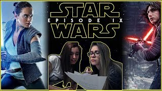 Τι θα γίνει στο Star Wars: The Rise of Skywalker; | Join The Fan Theories