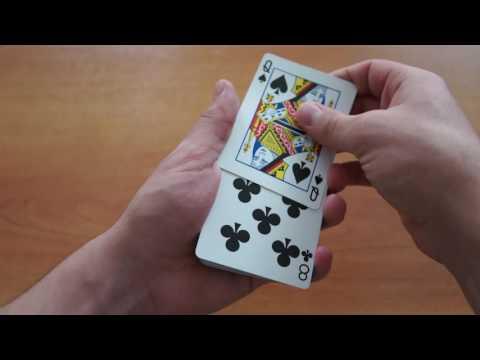 Видео: Бесплатное обучение фокусам 44 Обучение карточным фокусам Лучшие фокусы с картами в мире