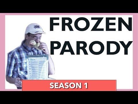 Can you help me do my homework frozen parody