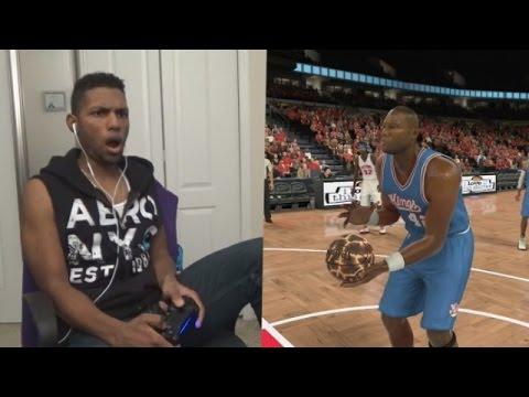 NBA 2K17 MyTEAM Online - Pink Diamond Isiah CARRIES Me!! Diamond Elton Brand FEASTS!