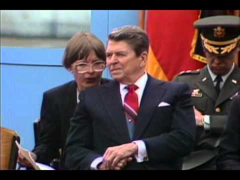 President Reagan's Speech at the Brandenburg Gate, Berlin, 1987