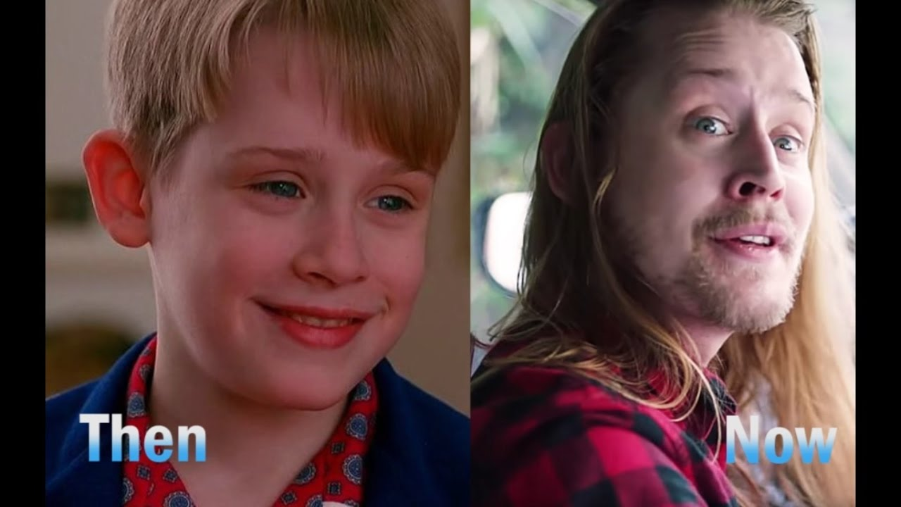 Home Alone Cast Then And Now Youtube