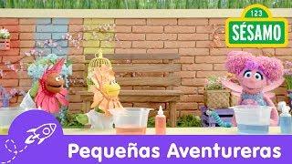 Sésamo: Pequeñas Aventureras - Mezcla De Colores