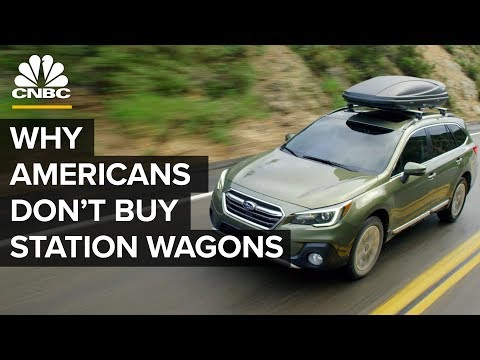 The Subaru Outback is pretty much the entire wagon market