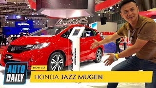 Gambar cover Honda Jazz với gói phụ kiện Mugen cực chất giá 684 triệu đồng |AUTODAILY.VN|