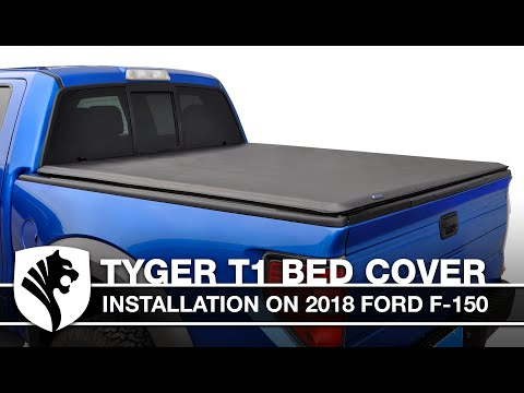 TYGER T1 Roll Up Tonneau Cover Installation