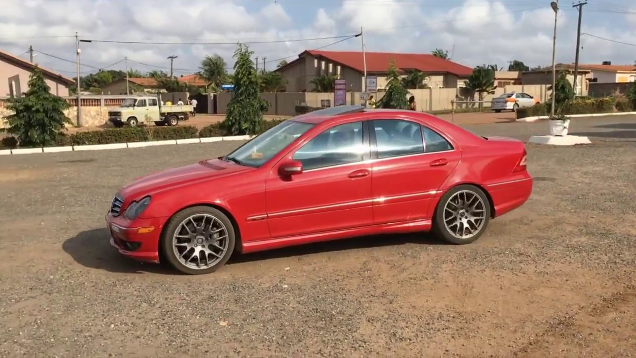 2005 mercedes c230 kompressor sport in depth review. Black Bedroom Furniture Sets. Home Design Ideas
