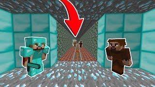 ZENGİN VE FAKİR ÇOCUKLARI KURTARACAK MI? 😱 - Minecraft