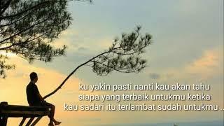 Gambar cover Story WA sedih - Cover by Papinka - Seakan hilang ingatan