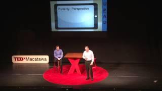 Collaboration Starts with U | Patrick Cisler & Patrick Moran | TEDxMacatawa
