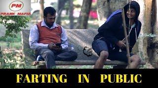 FARTING IN PUBLIC | PRANK IN BANGALORE INDIA |