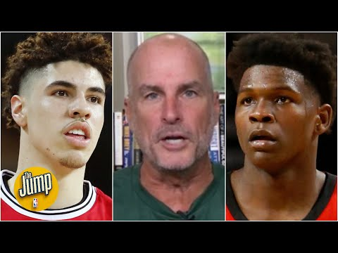 Who is the best player in the 2020 NBA Draft?   The Jump