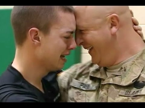 Best Soldiers Surprise Homecoming Compilation *EMOTIONAL*